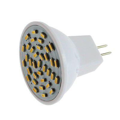 Sencart Holofotes MR11 36 LED Grânulos SMD 4014 Regulável DC12V