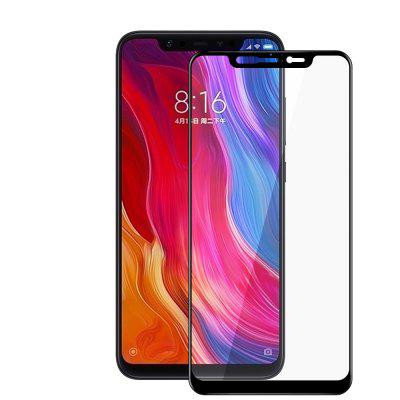 JOFLO Full Cover 3D Tempered Glass Screen Protector Film for Xiaomi Mi 8