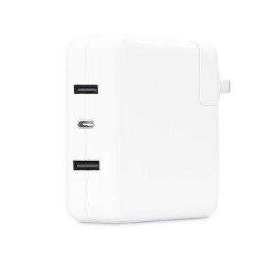 Minismile 61W/87W for MacBook /Phone 3 Ports USB-C PD Port Power Charger Adapter