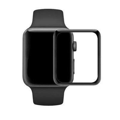38/42MM 3D Full Cover Screen Protector for Apple Watch  Series 1/2/3