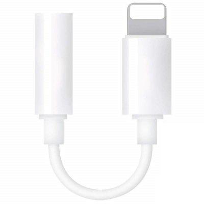 3,5 mm koptelefoonaansluiting adapterkabel voor iPhone 7/7 Plus / 6S / 6S Plus / 6 Plus