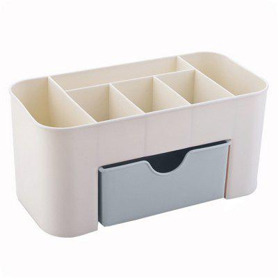 Desktop Jewelry Skin Care Products Graded Dressing Box