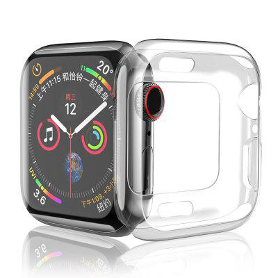 Tpu Shockproof Case Cover Screen Protector for Apple Watch Series 4 40MM