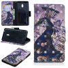 For Nokia 2.1 2018 3D Painted Protective Cover - MULTI-H