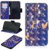 For phone XR 3D Painted Leather Cover - MULTI-D
