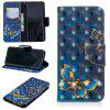 For Samsung S9 3D Painted Leather Case - MULTI-C