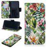 For Samsung S9 3D Painted Leather Case - MULTI-D