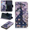 U pouzdra Samsung S9 3D Painted Leather - MULTI-I