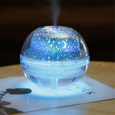 Projector Electric Air Humidifier Indoor Home USB Night Light