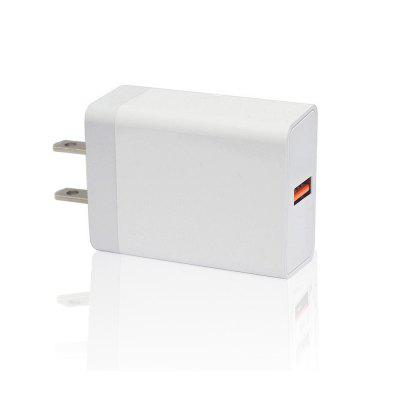Minismile 5V 2.4A Fast Home USB Power Travel Charger Wall Adapter for iPhone