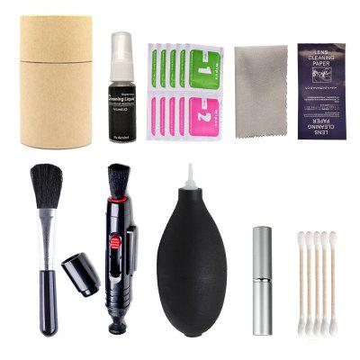 9 in 1 Professional Camera Lens Cleaning Kits