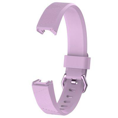 Silicone Classic Wrist Band For Fitbit Alta HR Heart Rate Fitness Watchband