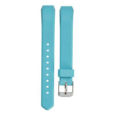 For Fitbit Alta Strap Buckle Alta HR Replacement Wrist Twill Silicone Wrist Band