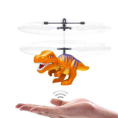 RC Mini Flying Helicopter Dinosaur Toy Gift