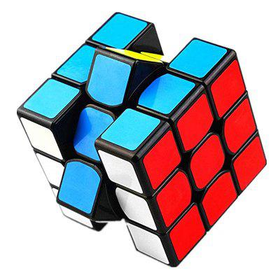 Classic Colorful Three Layers Competition Speed Cube Puzzle Toy