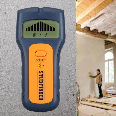 Professional 3 in 1 Portable Size Handheld Metal Wood Detectors