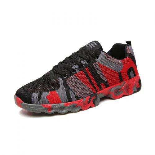 9b74021de Men Fly Knitting Fashion Casual Sports Shoes - Rs2922.77 Fast ...