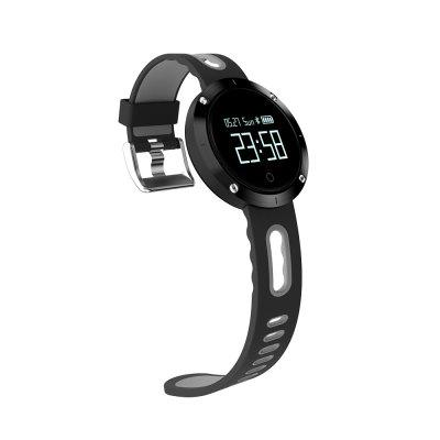 Smart Bluetooth Bracelet Watch Dm58 Step Heart Rate Swimming Exercise Step Image