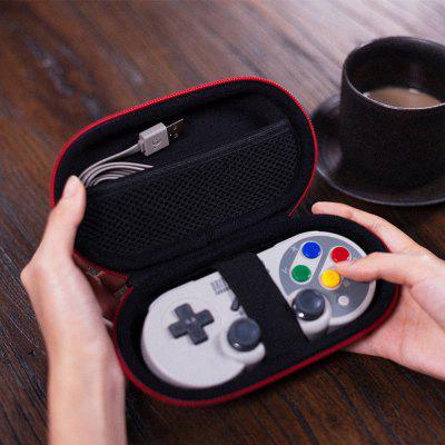 8Bitdo Classic Controller Gamepad Travel Case Bag EVA for Sf30 Pro Nes30 Pro