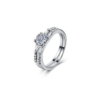 Charhoden Fashion Ring Couple Pair Ring
