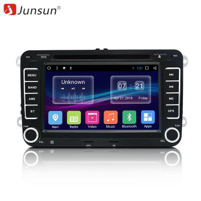 Junsun 7 inch2 din Auto DVD GPS Android radio player Audio Stereo
