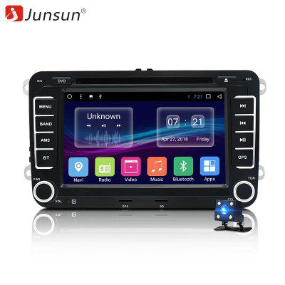 Junsun 2531.AS 7inch 2 din Android Car DVD radio player forVW/Golf/Passat/