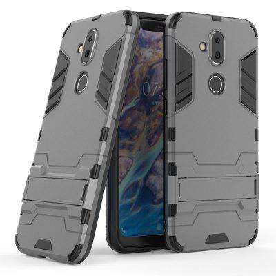 Armor Case for Nokia X7 / 7.1 Plus Shockproof Protection Cover