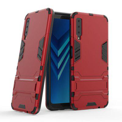 Armor Case for Samsung Galaxy A7 2018 / A750 Shockproof Protection Cover