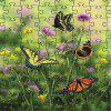 Cool Soft 3D Jigsaw Paper Puzzle Block Assembly Birthday Toy - MULTI