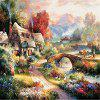 Natural View 3D Jigsaw Paper Puzzle Block Assembly Birthday Toy - WIELO