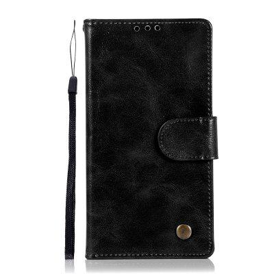 Premium PU Leather Flip Wallet Case for Huawei P8 Lite 2017 / Honor 8 Lite