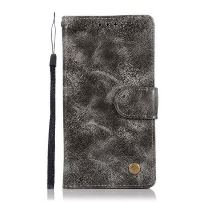 Premium PU Leather Flip Wallet Case for Huawei Honor 5C