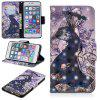 Voor iPhone 6PLUS 3D Painted Cover - MULTI-I