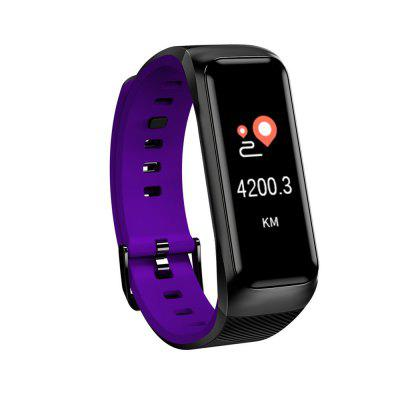 B02 Bluetooth Smart watch Bracelet Heart Rate And Blood Pressure Monitoring