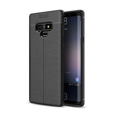 Explosion-Proof TPU Soft Dermatoglyph Back Phone Case For Samsung Note 9
