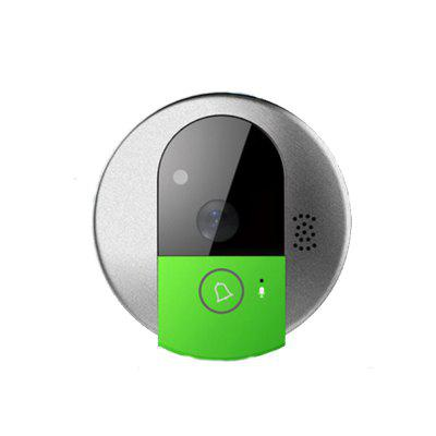 D001 Intelligent Monitoring and Security Alarm Doorbell Support WIFI and Connect