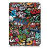 Painted Leather Case for New Kindle Paperwhite 2018 - MULTI-B
