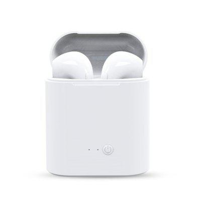 Mini Wireless Bluetooth Earphone Stereo Earbud Headset With Charging