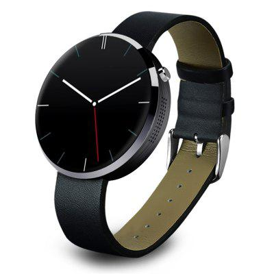 Bluetooth Smart Watch Heart Rate Full Round Screen Image