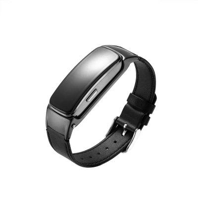 B3plus Heart Rate Monitor Bluetooth Headset Smart Watch Fitness Tracker Monitor Image