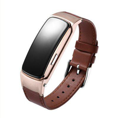 B3plus Heart Rate Monitor Bluetooth Headset Smart Watch Fitness Tracker Monitor