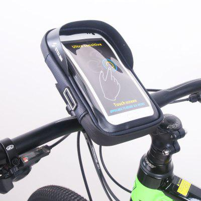 Bicycle Frame Bike Handlebar Bags with Waterpr