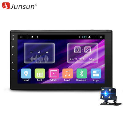 Junsun 2 Din Android 7 Auto DVD Radio Multimedia-Player For Nissan GPS Navigait