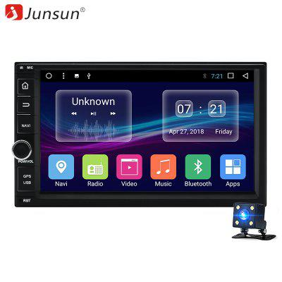 Junsun T362BS 2 Din Car DVD Android 7.1 Radio Multimedia Player 2GB + 32GB