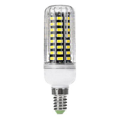 E14 LED Corn Lights Sectional Dimming T 10W 72LEDs 5733 SMD AC 220-240V