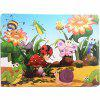 3D Jigsaw Paper Animals Puzzle Block Assembly Birthday Toy - WIELO