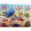 Ocean World 3D Puzzle Puzzle Block Assembly Birthday Toy - WIELO