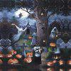3D Jigsaw Paper Ghost Magic Puzzle Block Assembly Birthday Toy - WIELO