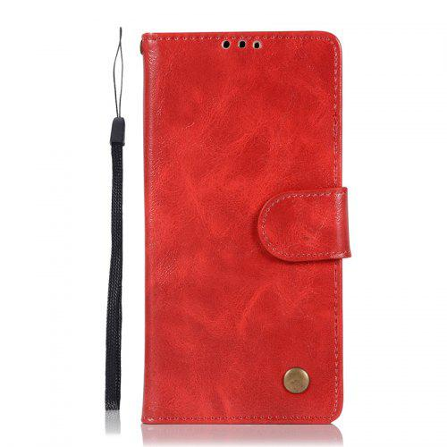 Premium PU Leather Flip Wallet Case for Samsung Galaxy A3 2016 / A310