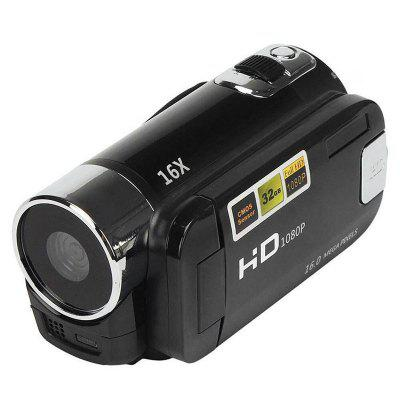 16MP 2.7 polegadas TFT LCD HD 1080 P 16X Zoom Digital Camcorder Câmera de Vídeo DV